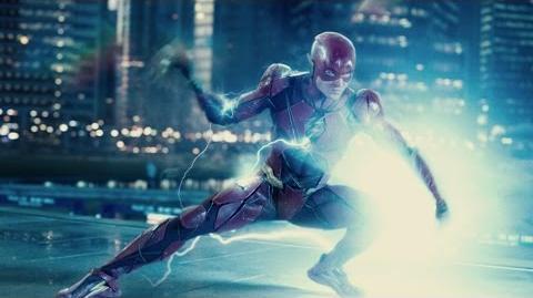 Justice League - Flash teaser trailer