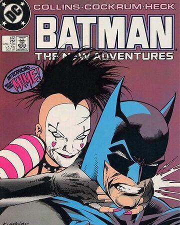 Batman #413