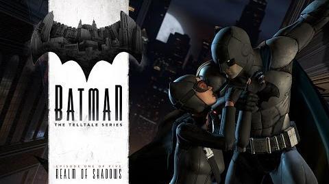 'BATMAN - The Telltale Series' Trailer