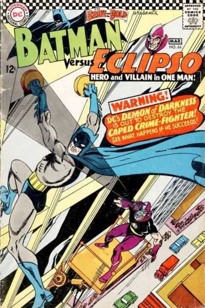 The Brave and the Bold Issue 64