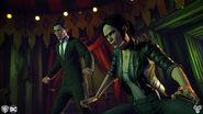 Bruce & Selina (Enemy Within)
