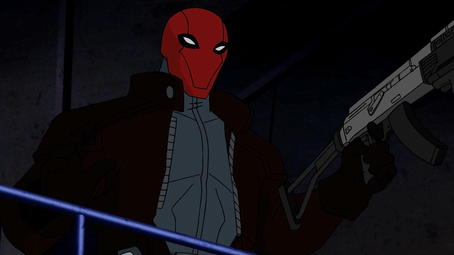 Jason Todd Batman Under The Red Hood Batman Wiki Fandom