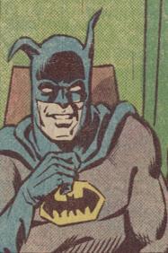 Bizarro-Batman