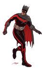 Red Black Gray