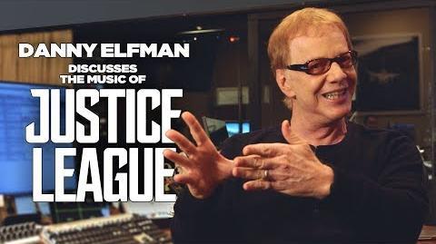 JUSTICE LEAGUE Danny Elfman Talks Batman & Superman Themes