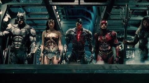 Liga de la Justicia - Momentos