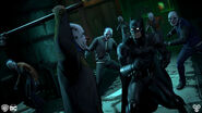 Batman vs Joker Thugs