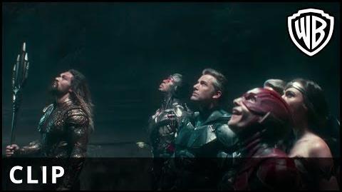 Liga de la Justicia - El equipo
