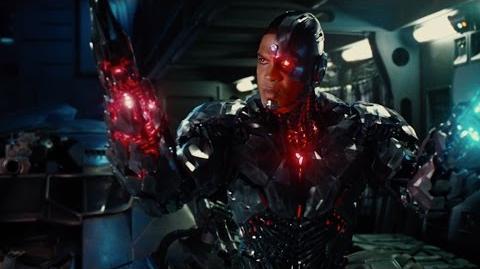 Justice League - Cyborg teaser trailer