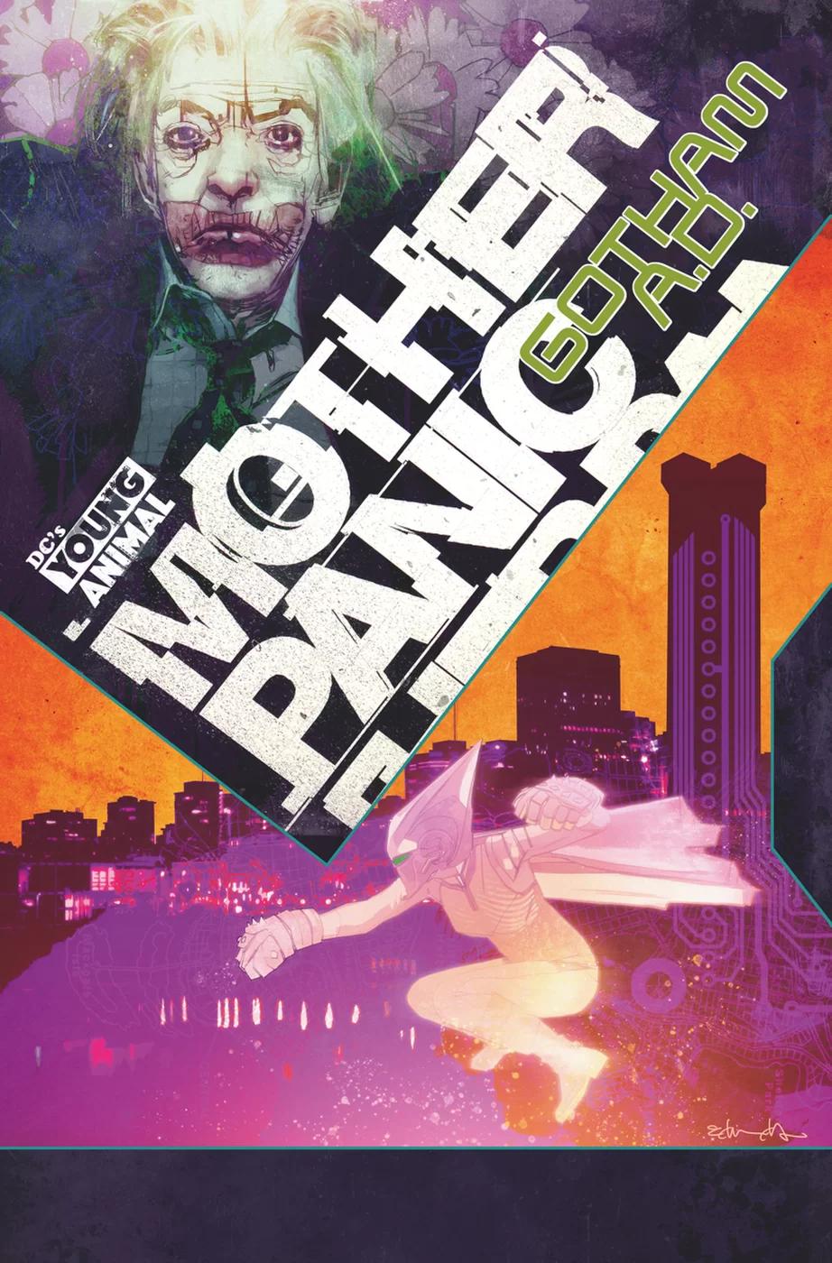 Mother Panic: Gotham A.D (Volumen 1)