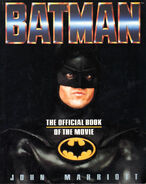 Batman: The Official Book of the Movie