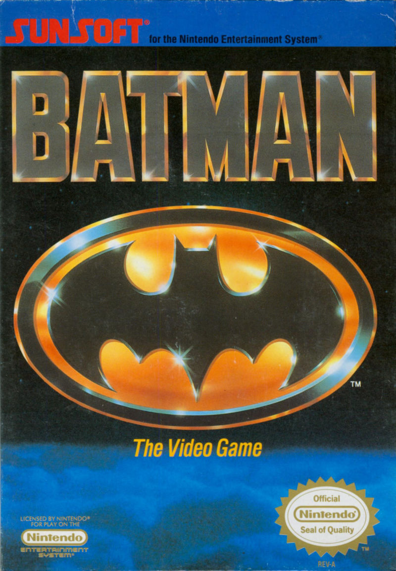 Batman: The Video Game (NES)