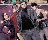 Lois and Clark Bruce -Selina