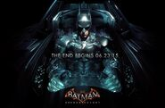 Batman ArkhamKnight promoad