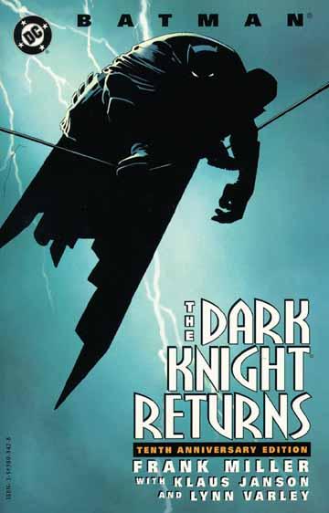 The Dark Knight Returns (Volumen 1)