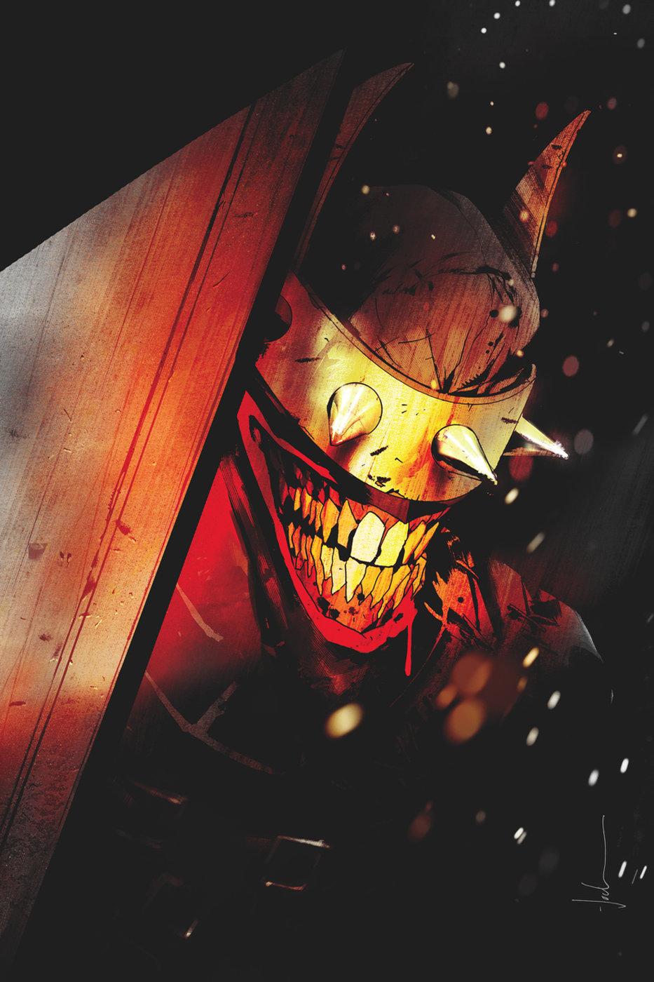 The Batman Who Laughs (Volumen 2)