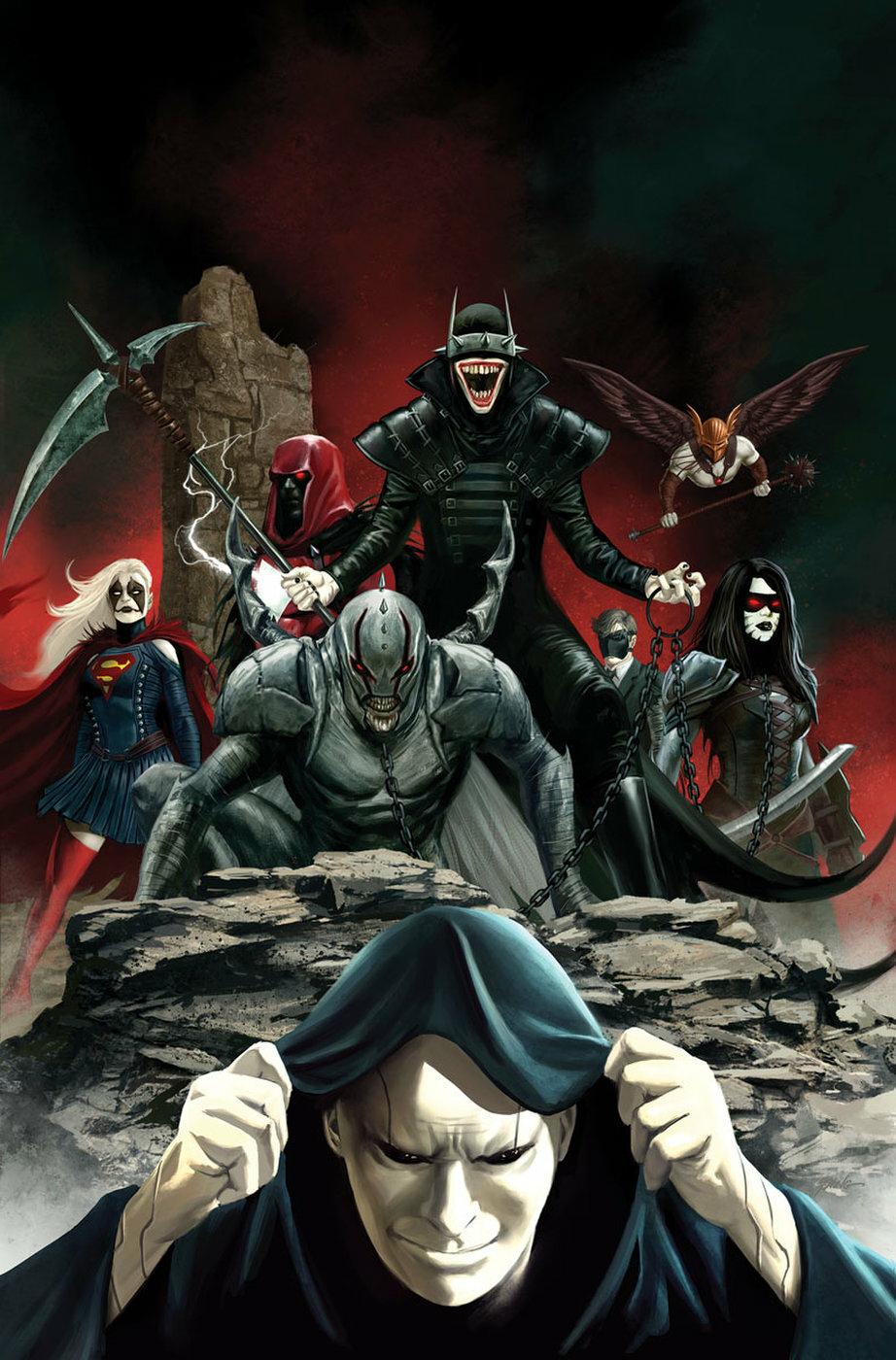 Year of the Villain: Hell Arisen (Volumen 1)