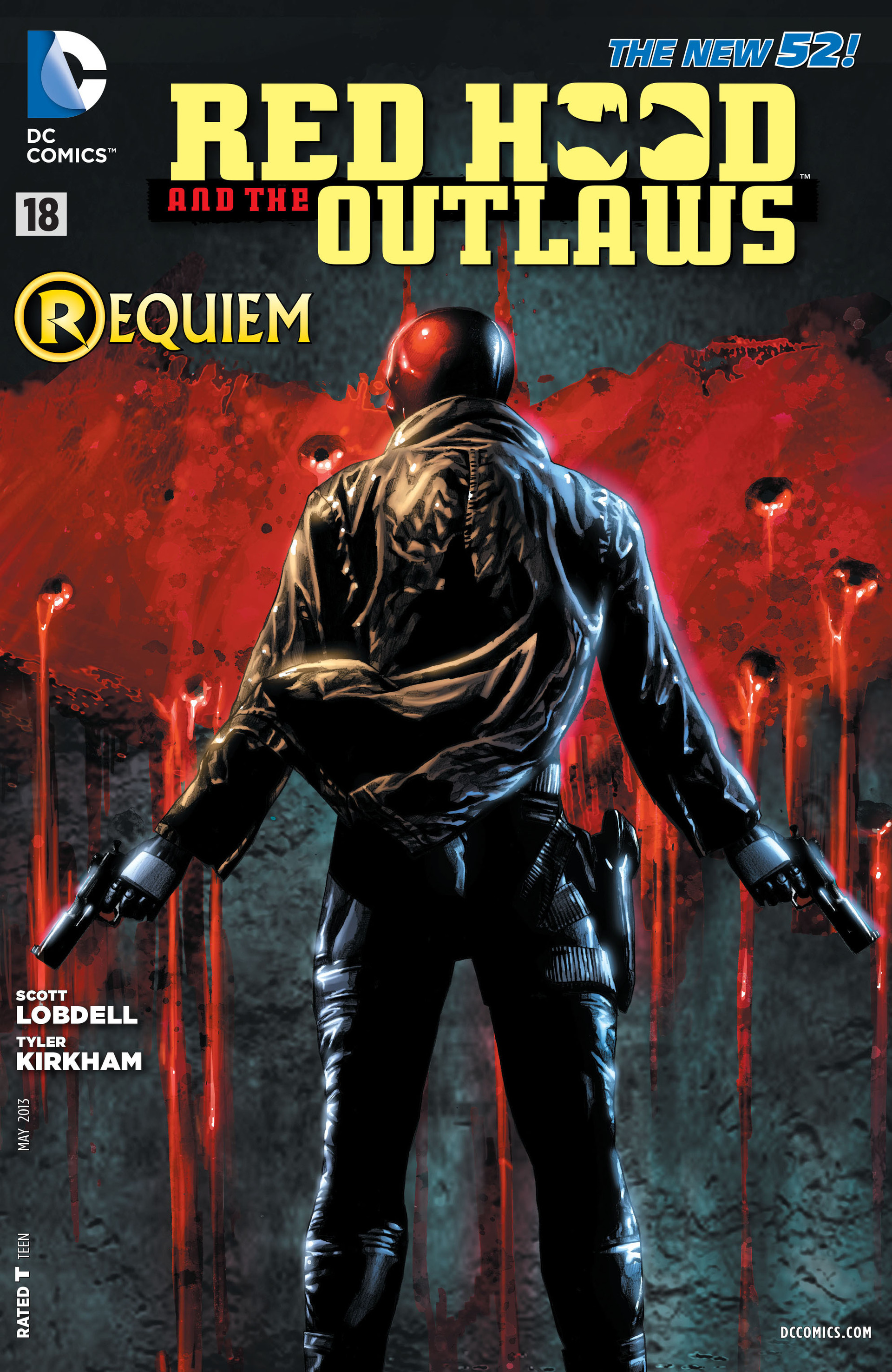 Red Hood And The Outlaws Volume 1 Issue 18 Batman Wiki Fandom