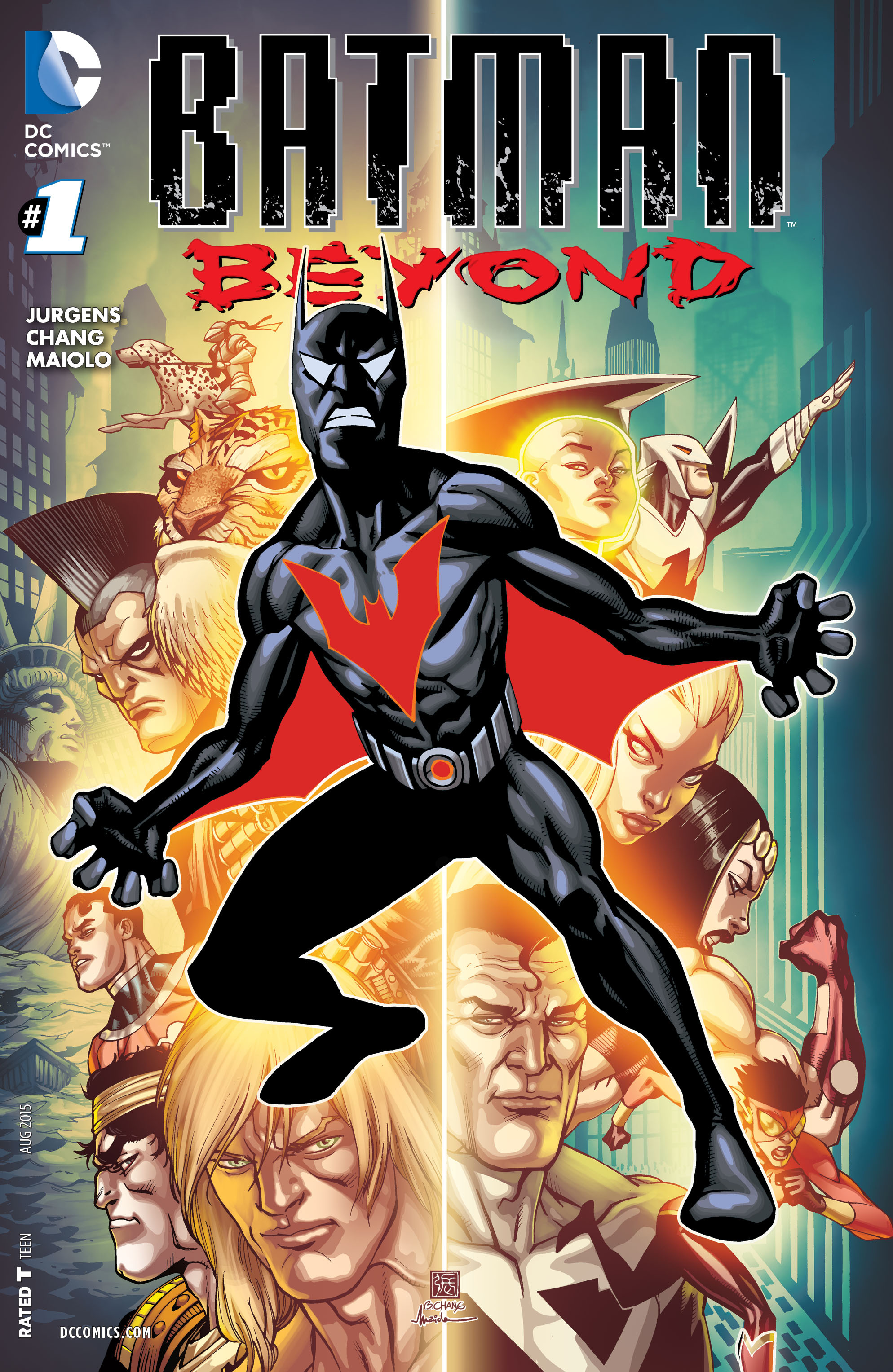 Batman Beyond (Volumen 5)