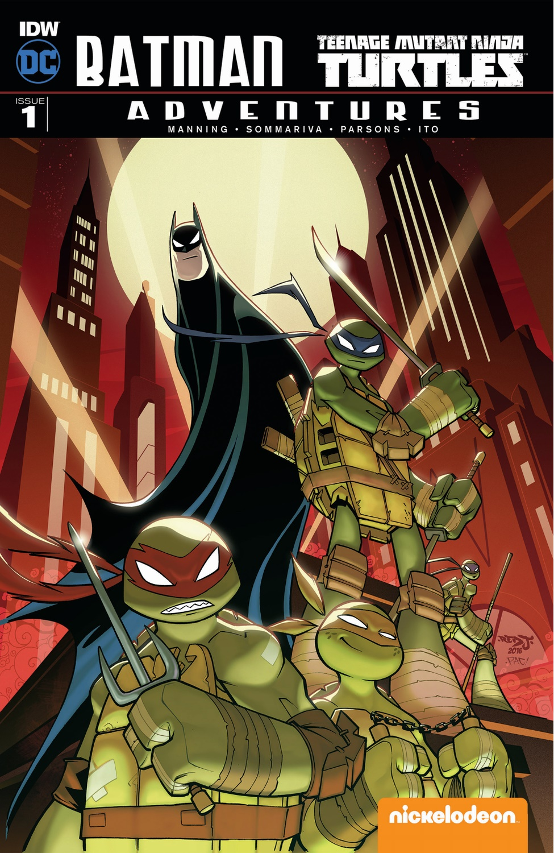 Batman/Teenage Mutant Ninja Turtles Adventures (Volumen 1)