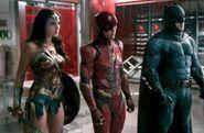 Wonder Woman, Flash, Batman JL