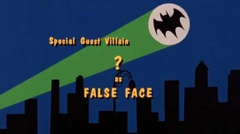 Who played False Face on the 1966 Batman Show