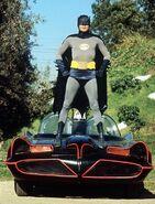 BatmobileBatman