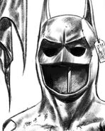 Batman '89 teaser - Cowl