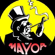 Cobblepot for Mayor Badge