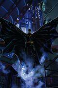 Batman '89 artwork by Joe Quinones