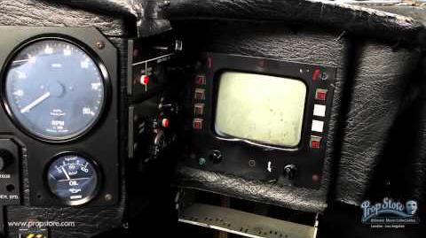 Batmobile Studio Process Car - Batman Returns