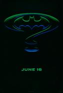 Batman Forever Teaser Poster