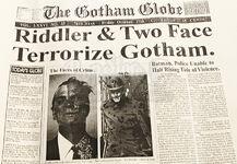 Batman Forever The Gotham Globe