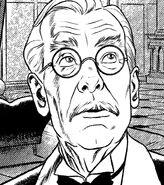 Batman '89 teaser - Alfred Pennyworth