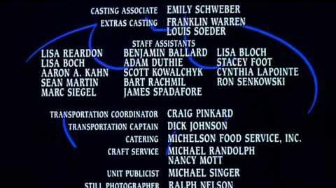 """Batman Forever"" End Credits"