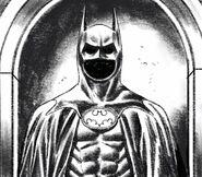 Batman '89 teaser - Batsuit vault