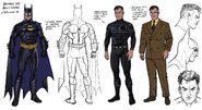 Batman '89 concept art 1 - Joe Quinones