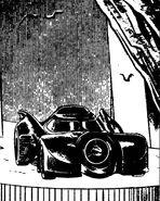 Batman '89 teaser - Batmobile