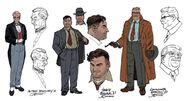 Batman '89 concept art 2 - Joe Quinones