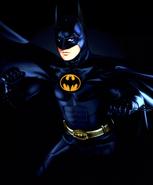 Returns Batman Poster Art