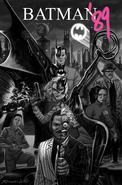 Batman '89 concept art - Joe Quinones