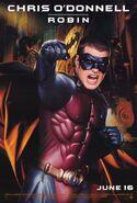 Batman Forever Robin Poster