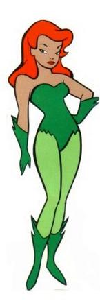 Poison Ivy (Voice)