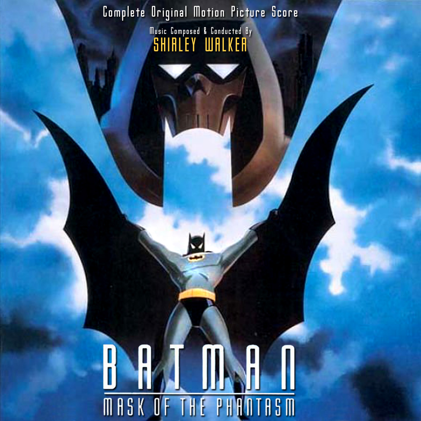 Batman: Mask of the Phantasm - Complete Original Motion Picture Score Gallery