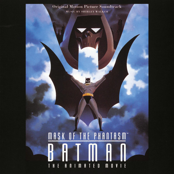 Batman: Mask of the Phantasm - Original Motion Picture Soundtrack Gallery
