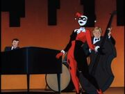 Harlequinade 03 - Harley Sings for the thugs