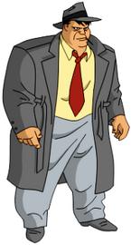 Harvey Bullock (Voice)