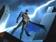 Batman Painting by John Calmette