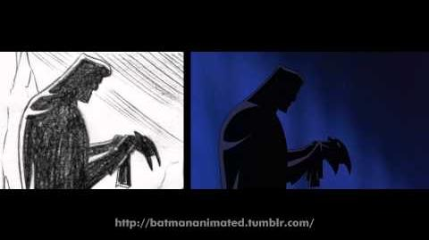 Batman The Animated Series From Storyboard to Animation (Mask Of The Phantasm)