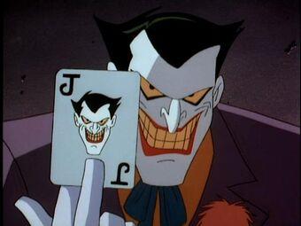 Joker Batman The Animated Series Wiki Fandom